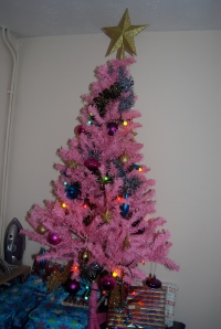 my pink tree