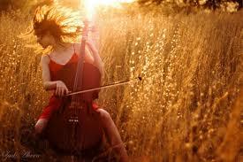 passionate cello