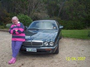 Mum and Car